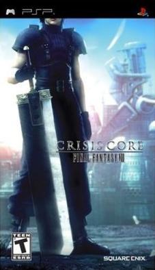 Descargar Final Fantasy VII Crisis Core [Spanish] por Torrent